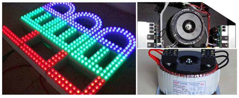 温州led电源变压器定制,他们都信赖圣元电器