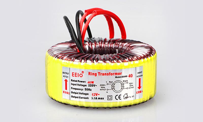 12v环形变压器接led筒灯为什么不亮?