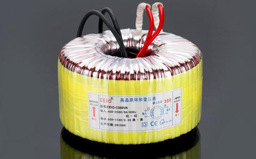 220v转110v变压器测出的电压怎么还是220v?