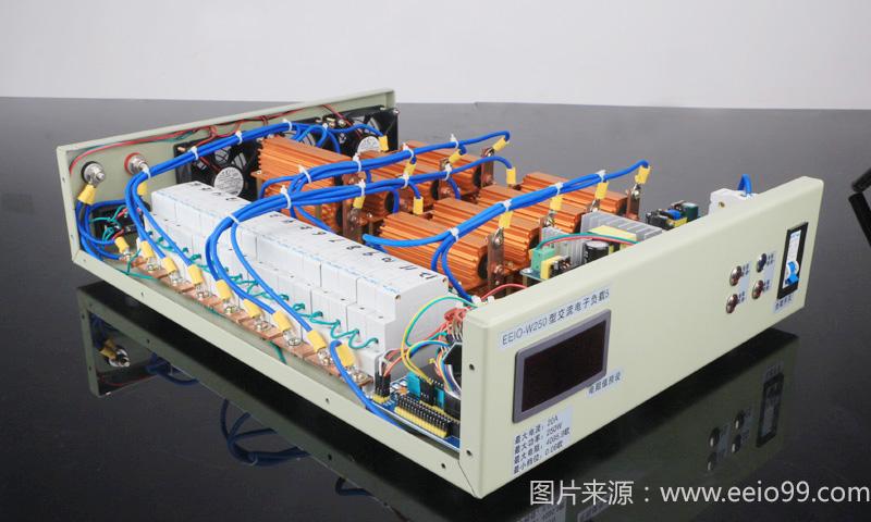 交流电子负载在环形变压器中的应用