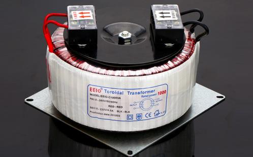 380v转220v变压器怎么接线?