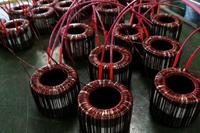 订制型限外径环型变压器