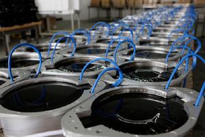 圣元铝壳防水变压器