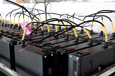 圣元调光玻璃电源准备测试
