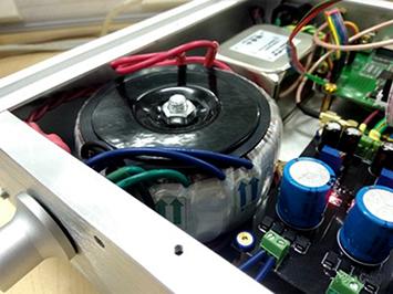 应用于功放中的圣元环形变压器