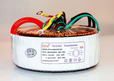 机械设备专用高品质环形变压器