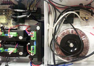 贴标机供电环形变压器