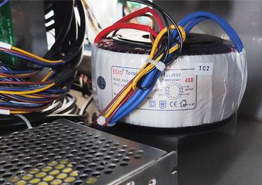 环形变压器在称重机上的应用