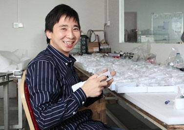 圣元电器伙伴组装调光玻璃电源