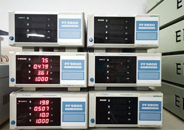 圣元环形变压器部分检测仪器