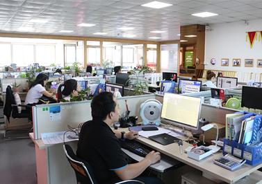 圣元企业办公环境
