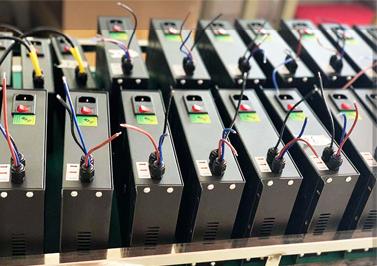 圣元AC桌面电源测试准备中