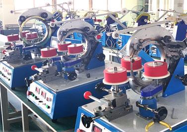 圣元环形变压器制作重要工具-绕线机