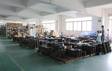 环形变压器铁芯仓库