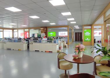 中山圣元电器-办公室