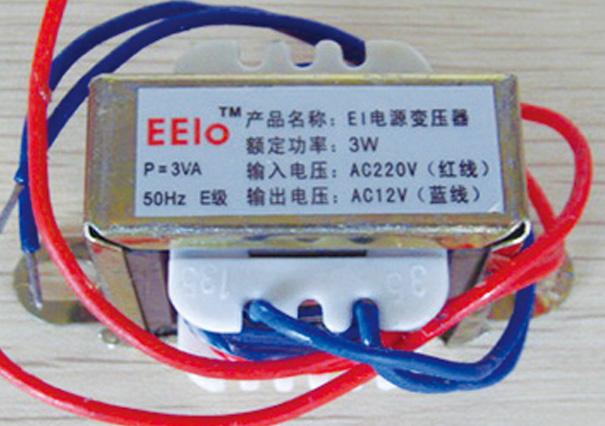 小型变压器380v转220v接线图