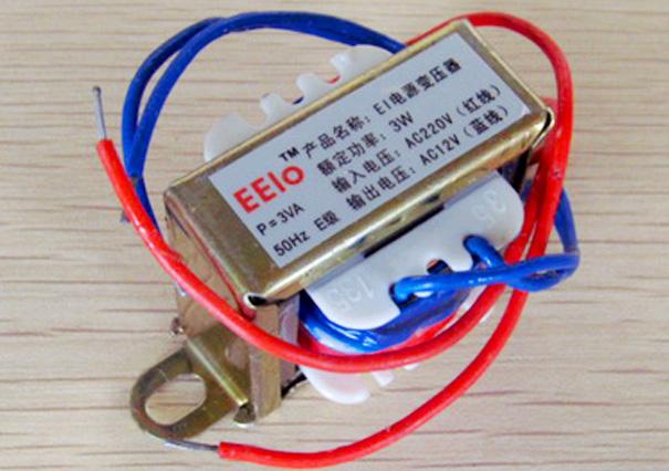 ei方形变压器eeio-ei3w-220v/12v