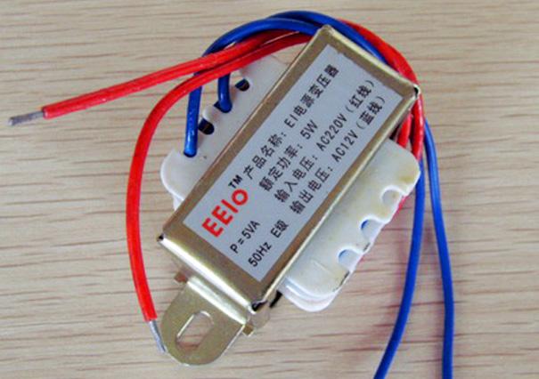 ei方形变压器eeio-ei5w-220v/12v
