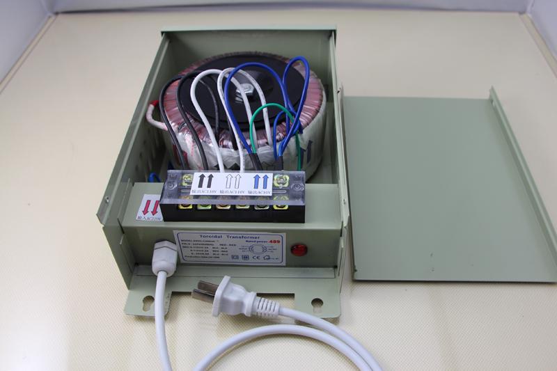 绿黄壁挂带TB端子壳EEIO-FY500W-220V/24V-A