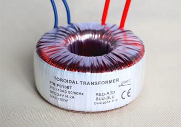 电源变压器EEIO-DY100-110/24V