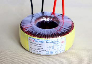 电源变压器EEIO-DY160-110V/12V