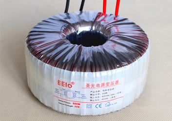 电源变压器EEIO-DY500-220V/24V