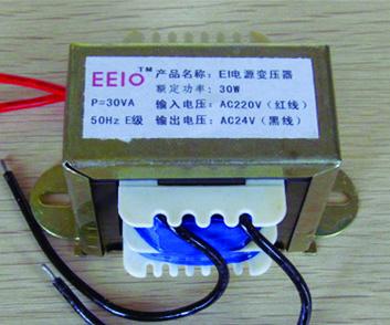 EI方形变压器EEIO-EI30W-220V/12V