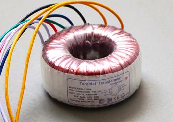 音频变压器EEIO-YP70W-38V/0-38V-70V-100V