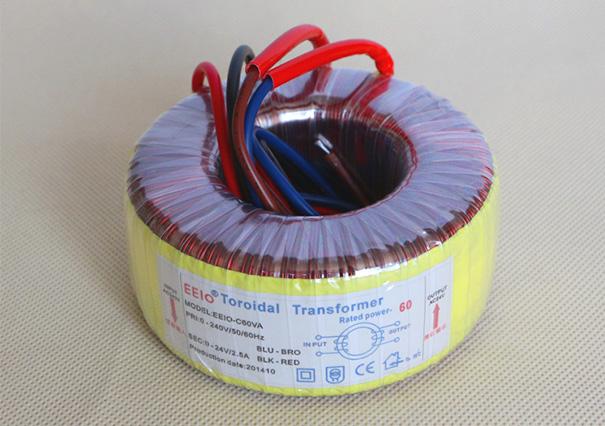 电源变压器EEIO-DY60W-0V-240V/0-24V