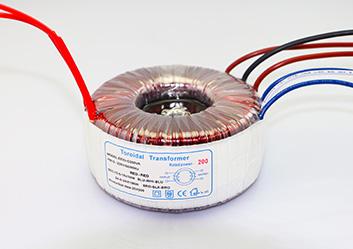 音频变压器EEIO-YP200W-220V/15V-0-15V+24V-0-24V