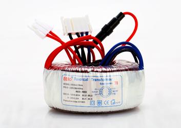 音频变压器EEIO-YP78W-220V/12V+24V