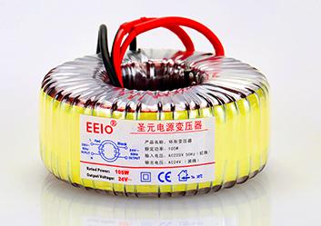 环形变压器105W,220V转24V【灯具电源专用】