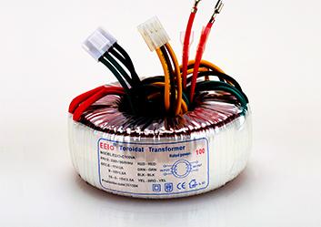 环形变压器100W,无噪声损耗小【功放电源变压器】