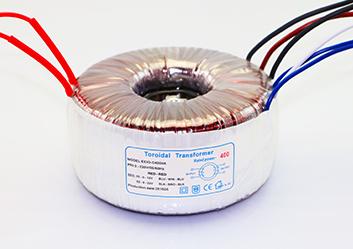 电源变压器400W,无震动高效率【功放电源变压器】