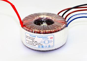 环形变压器200W,无震动高效率【功放电源变压器】