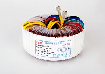 音频变压器250W,频通宽信号失真少【广播系统专用】