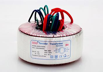 电源变压器250W,可量身定制电压【智能控制设备专用】