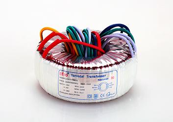 环形变压器90W,220V转70V【静电屏蔽接地线】