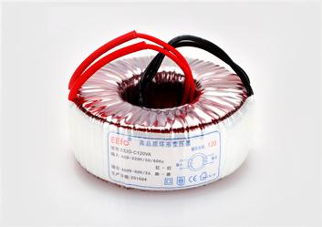 电源变压器120W,220V变60V【无干扰漏磁小】