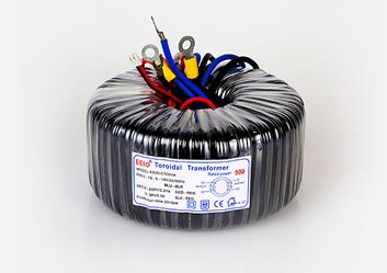 逆变变压器500W,负载强效率高【太阳能逆变器专用】