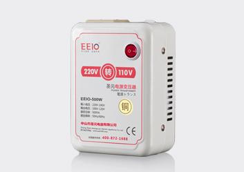 500W220V转110V电压转换器【国外电器配套电源】