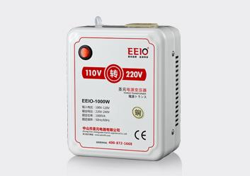 1000W110V转220V电压转换器【出口电器配套电源】
