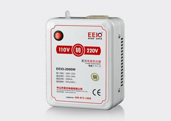 2000W110V转220V电源变压器【出口电器配套电源】