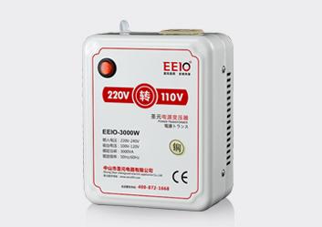 3000W220V转110V电压转换器【国外电器配套电源】