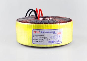 电源变压器EEIO-DGL2000W-220V/24V