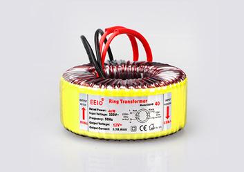 环形变压器EEIO-HX40W-220V/12V