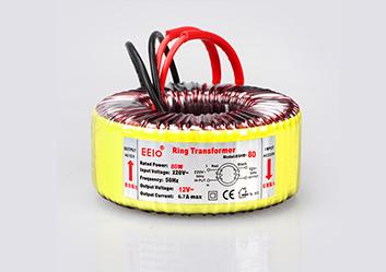 环形变压器EEIO-HX80-220V/12V