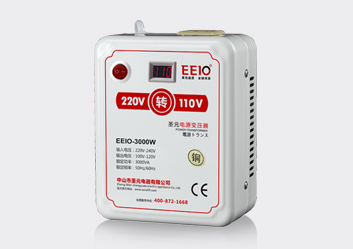 3000W变压器220V转110V【带电压显示】