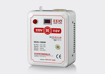 1000W220V转110V电源变压器【带电压显示】