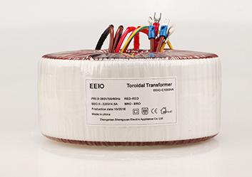 大功率1000W 380V转220V 低温升安全环形隔离变压器